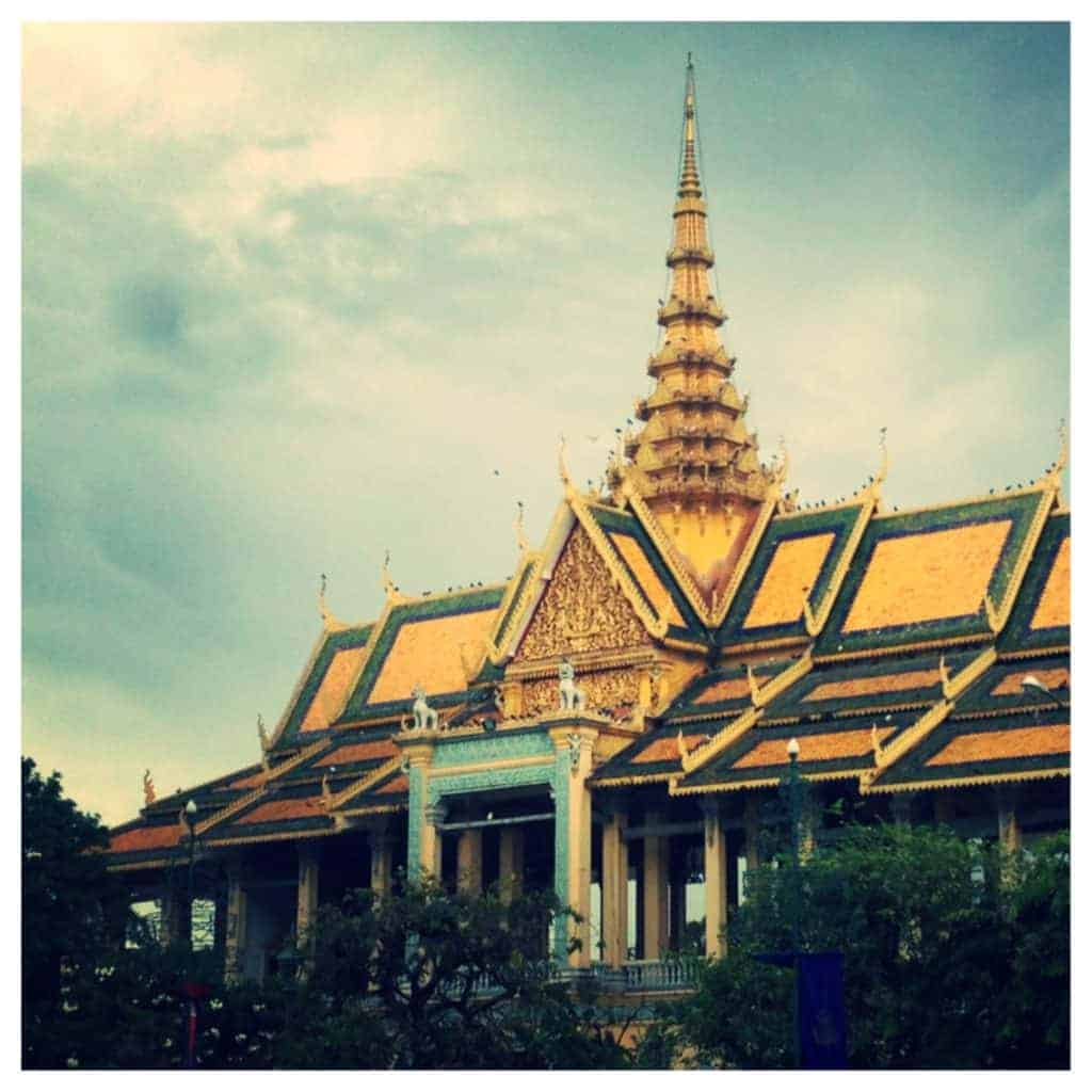 Royal Palace Phnom Penh Picture