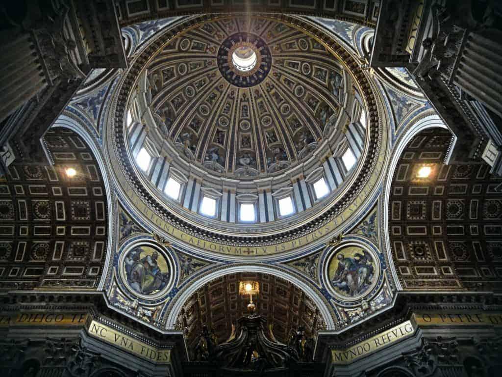Saint Peter's Basilica Vatican