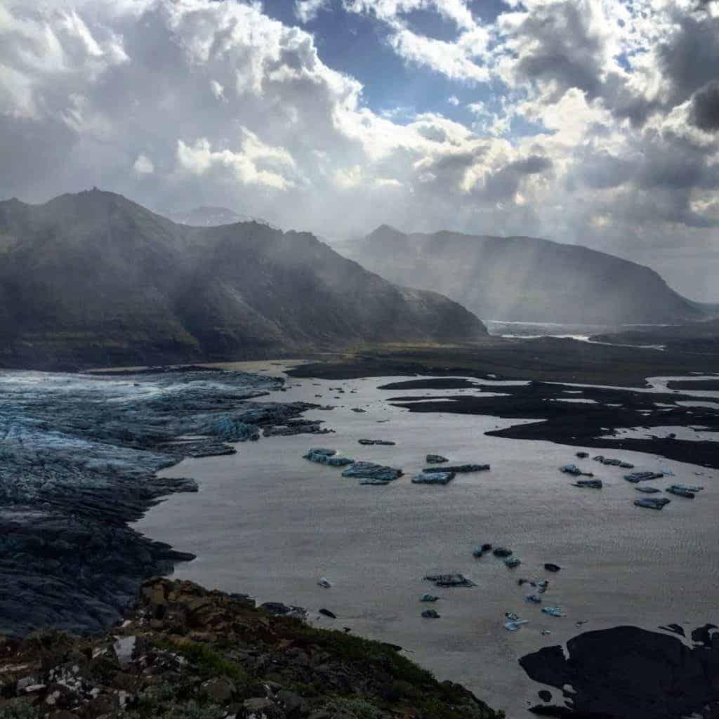 Skaftafell Hiking Glacier