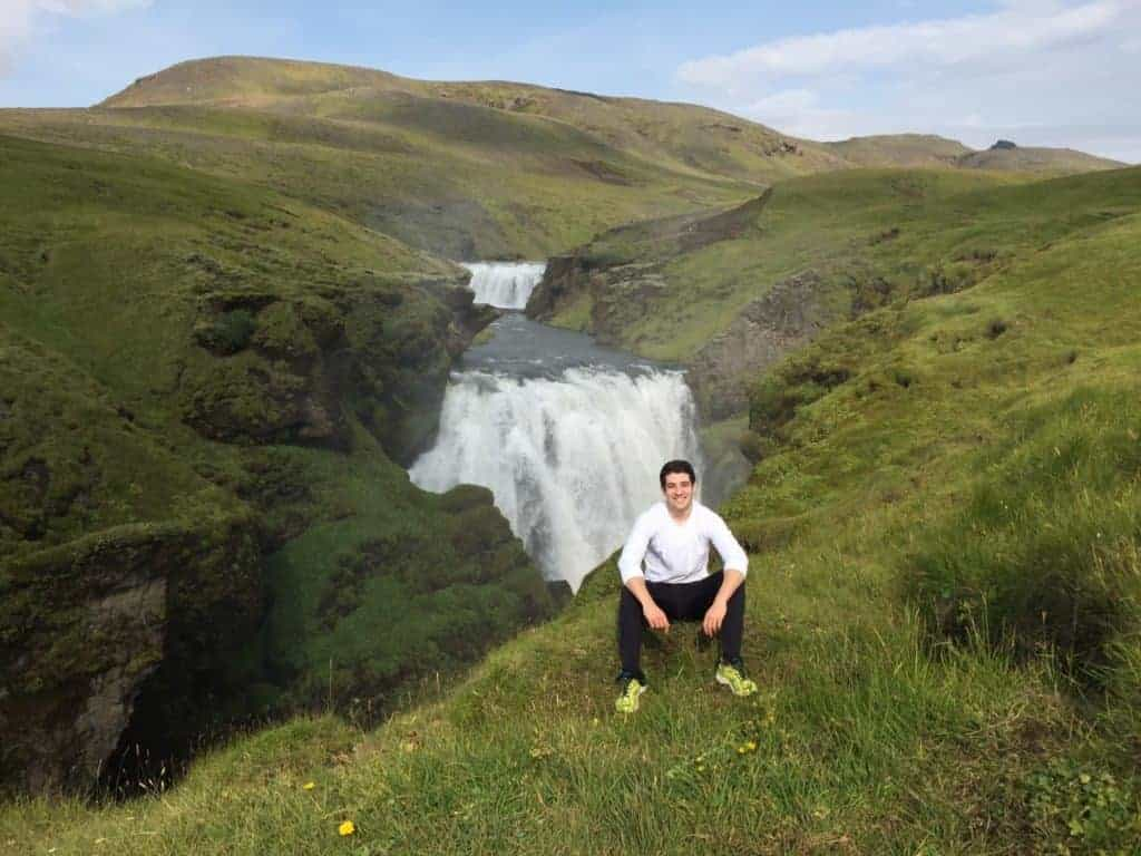 Skogafoss Waterfall Hike Waterfalls