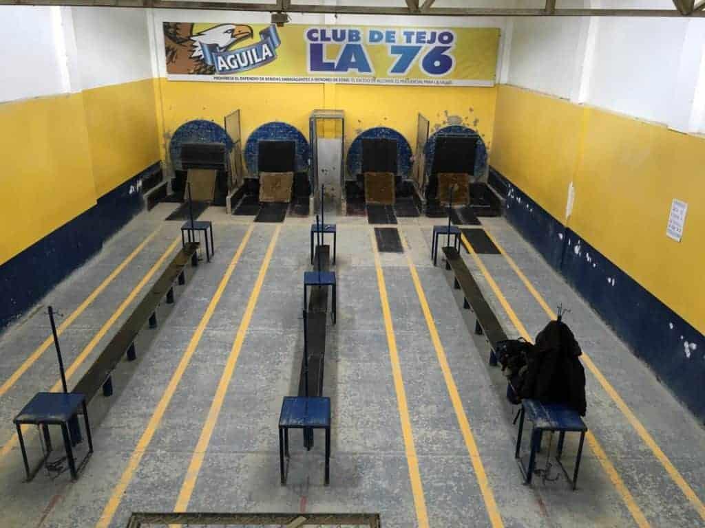 Tejo La 76 Bogota