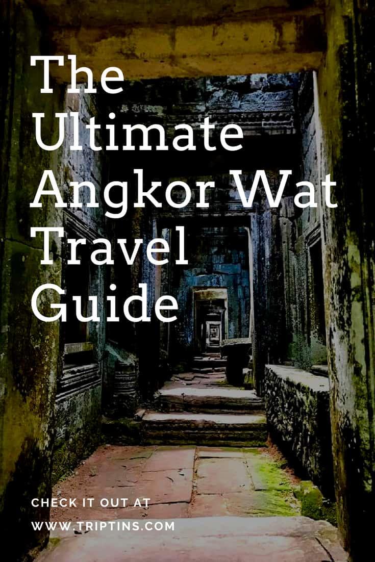 Angkor Wat Itinerary