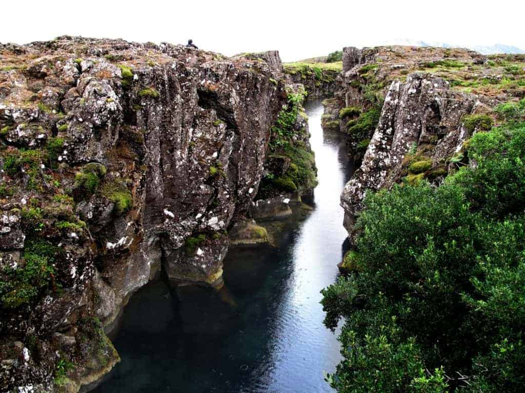 Thingvellir Tectonic Plates Iceland