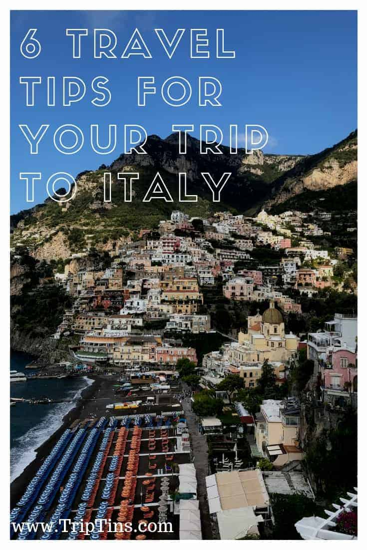 Tips for Traveling in Italy