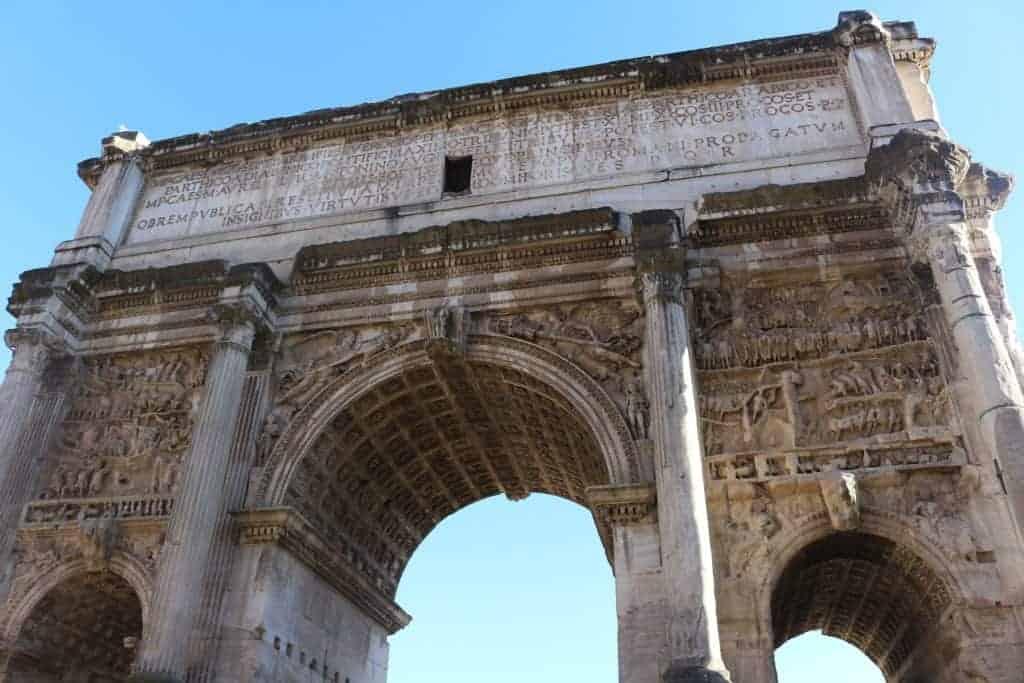 Titus Arch Rome