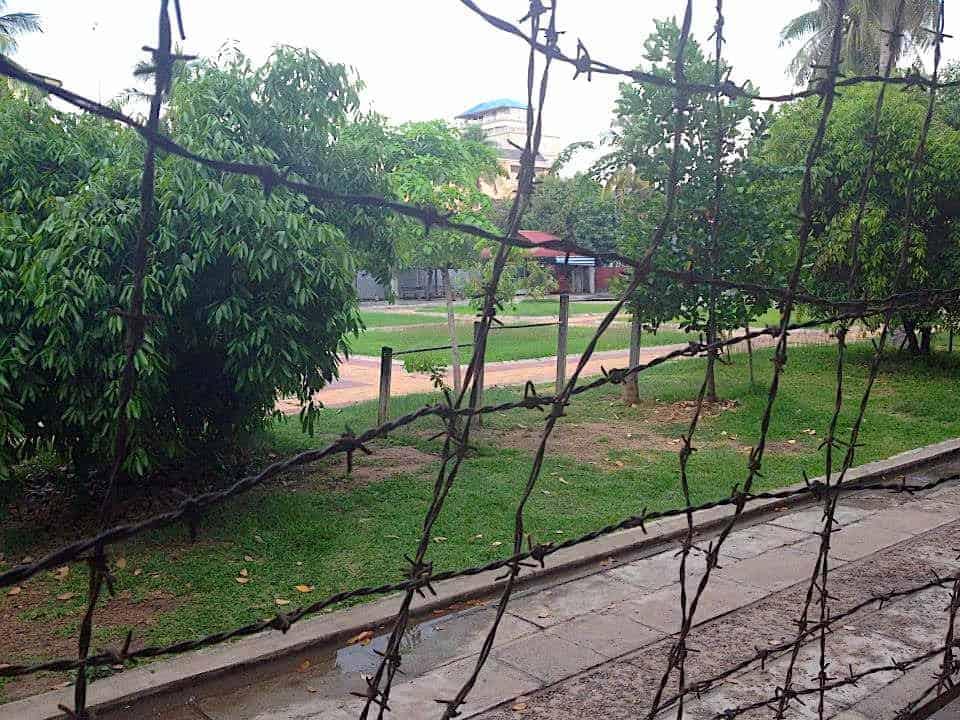 Tuol Sleng Genocide Phnom Penh