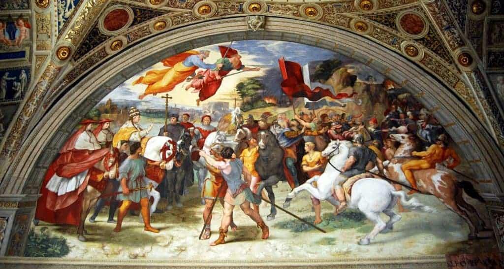 Vatican Museum Picture