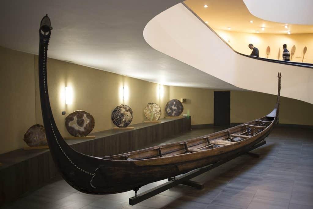 Vatican Museum Ship