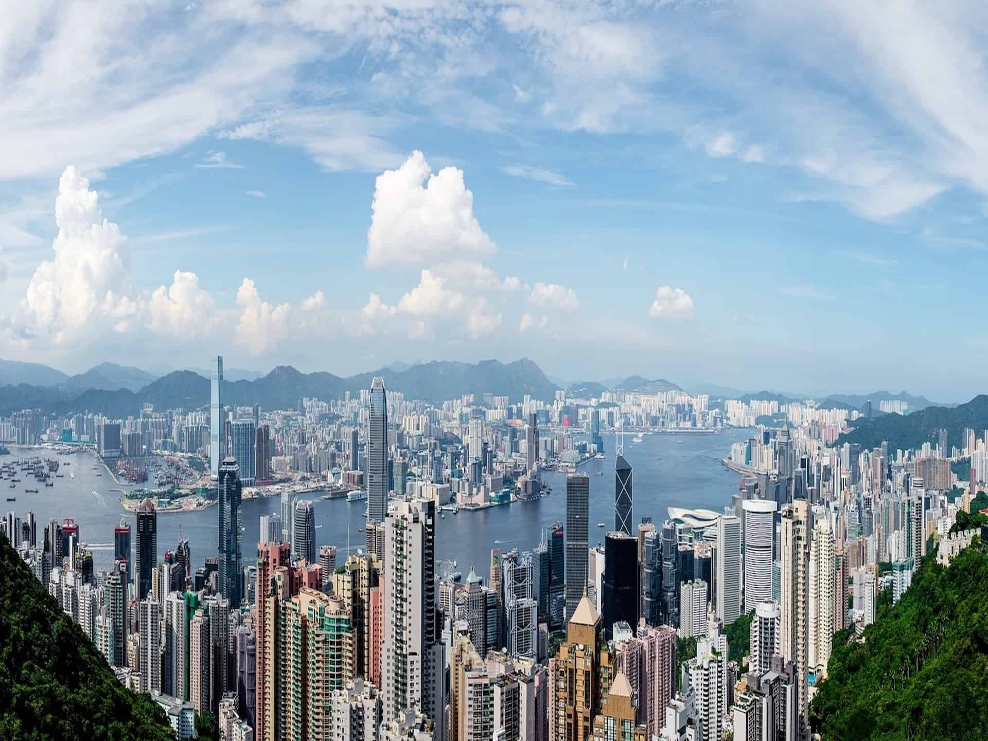 How To Get To Victoria Peak Hong Kong