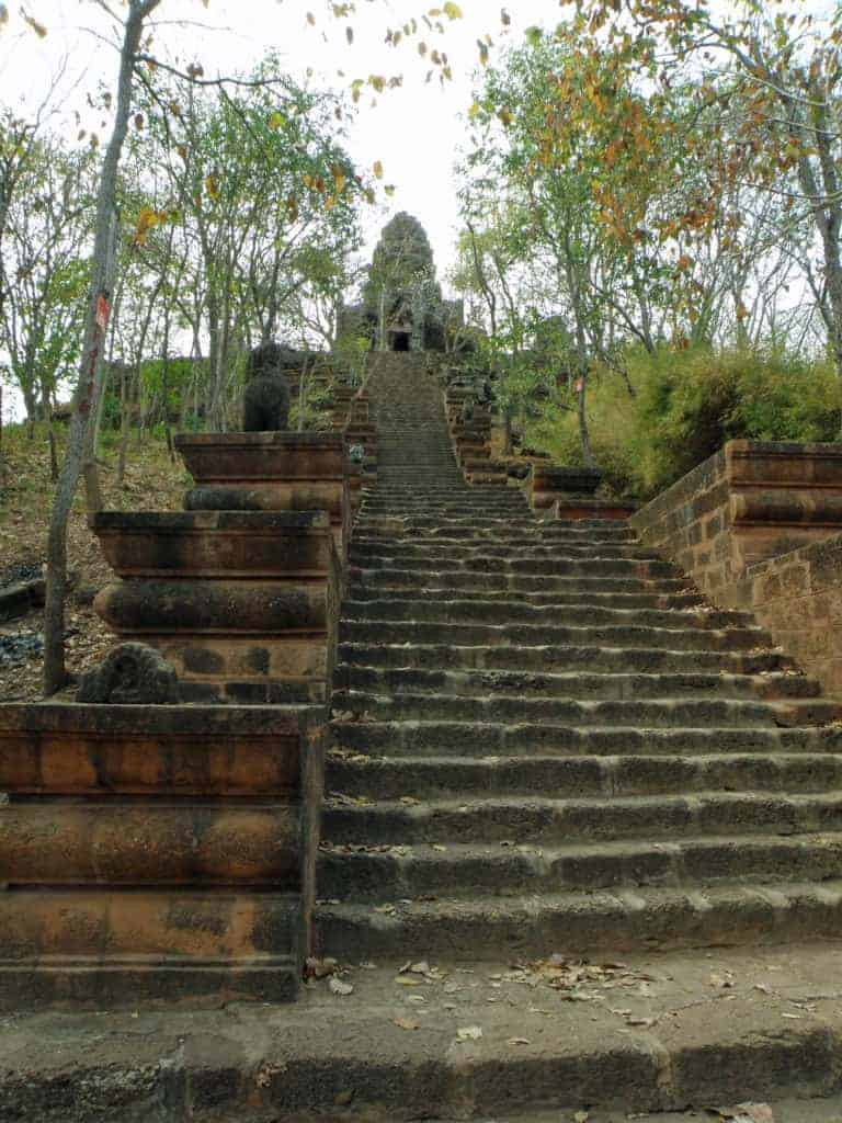 Wat Banan Battambang