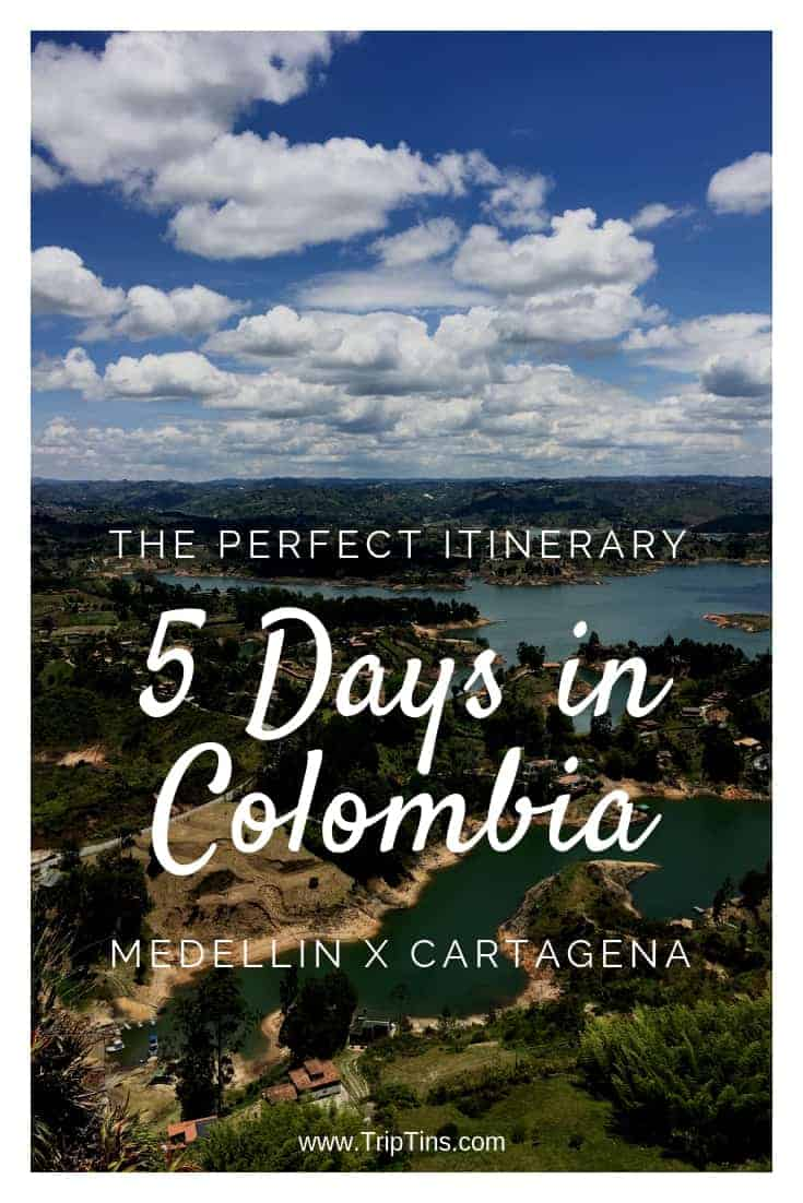 5 Days in Colombia