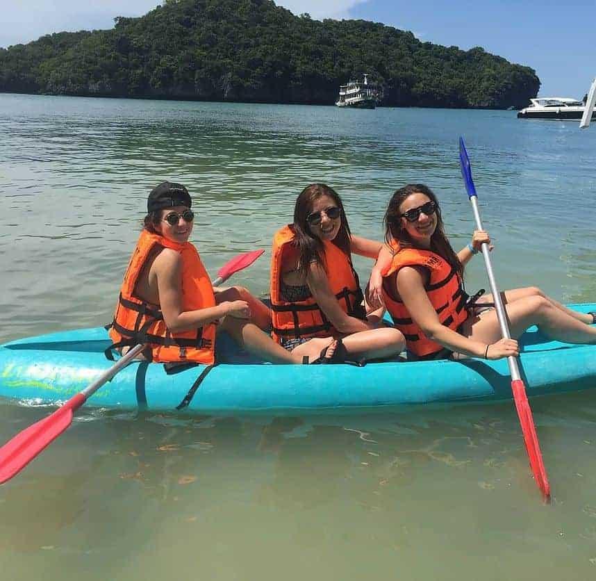 Ang Thong Marine Park Kayak