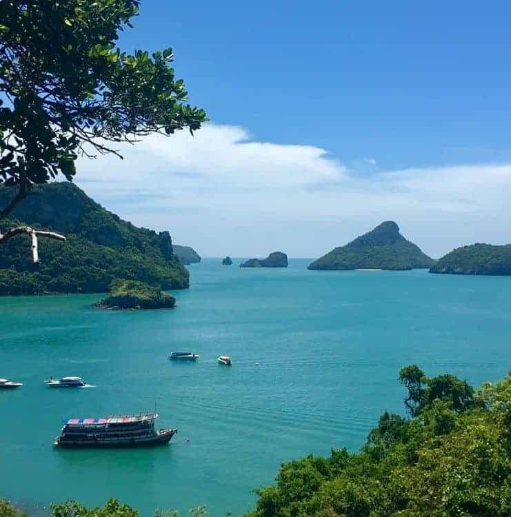 Ang Thong Marine Park View
