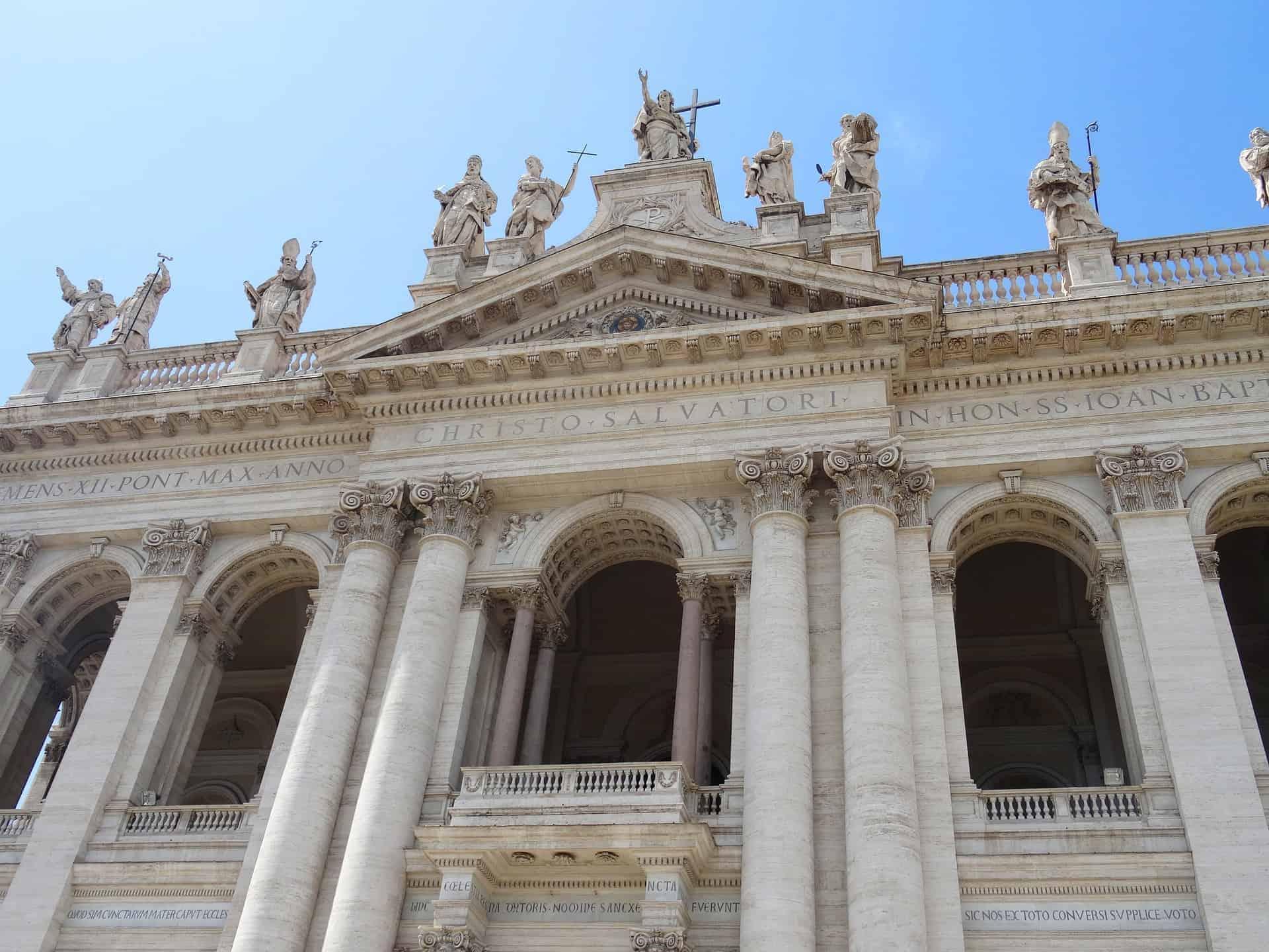Basilica di San Giovanni in Laterano Exterior