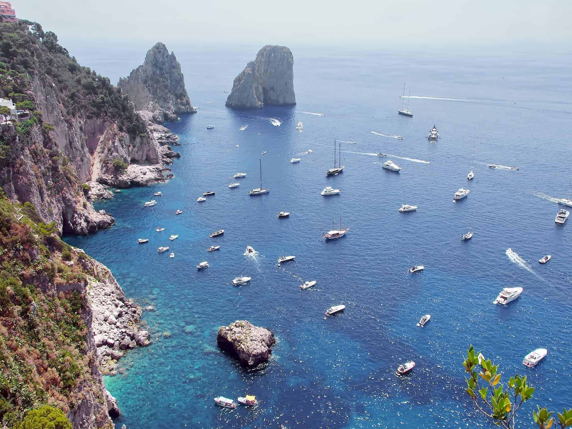 What To Do in Capri