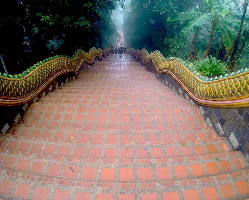 Doi Suthep Steps