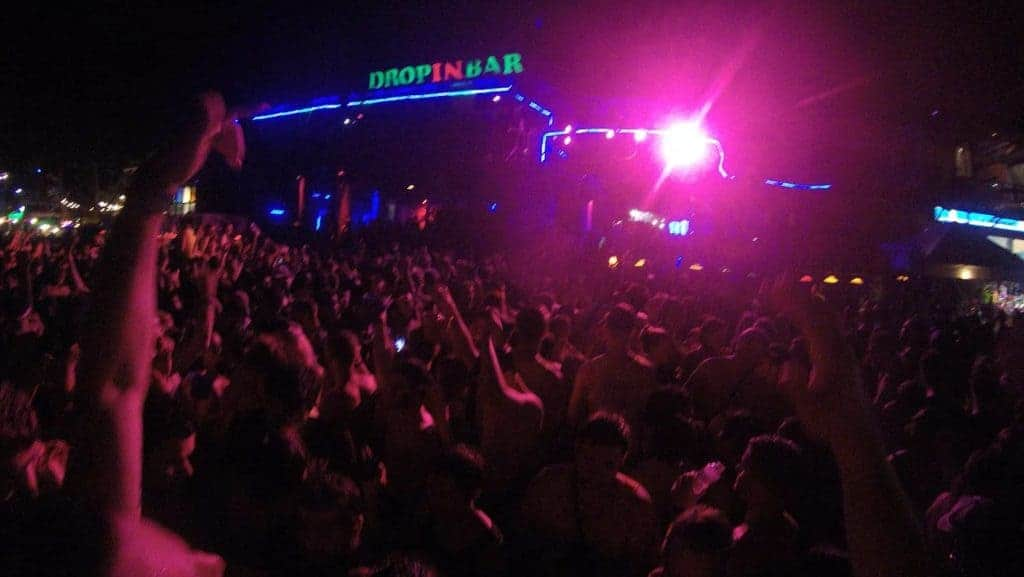 Full Moon Party Koh Phangan Music