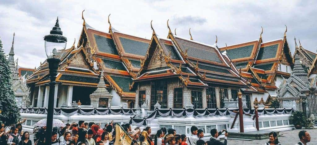 Grand Palace Bangkok Building