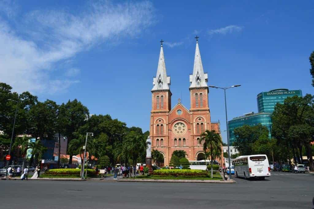 Ho Chi Minh Travel Blog