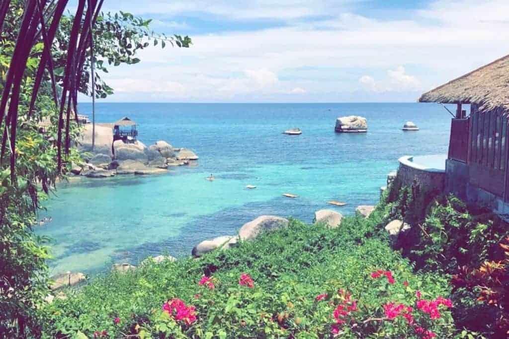 Scuba diving koh tao try dive thailand triptins - Dive in koh tao ...