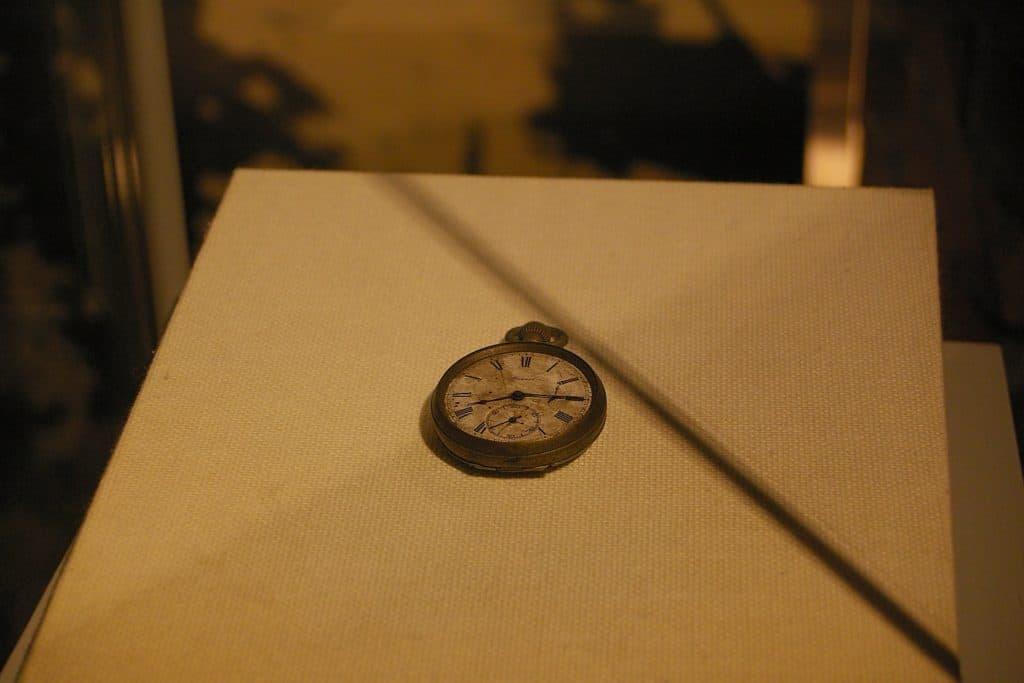 Hiroshima Museum Watch