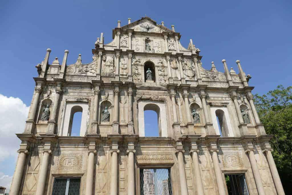 Historic Centre of Macau 2