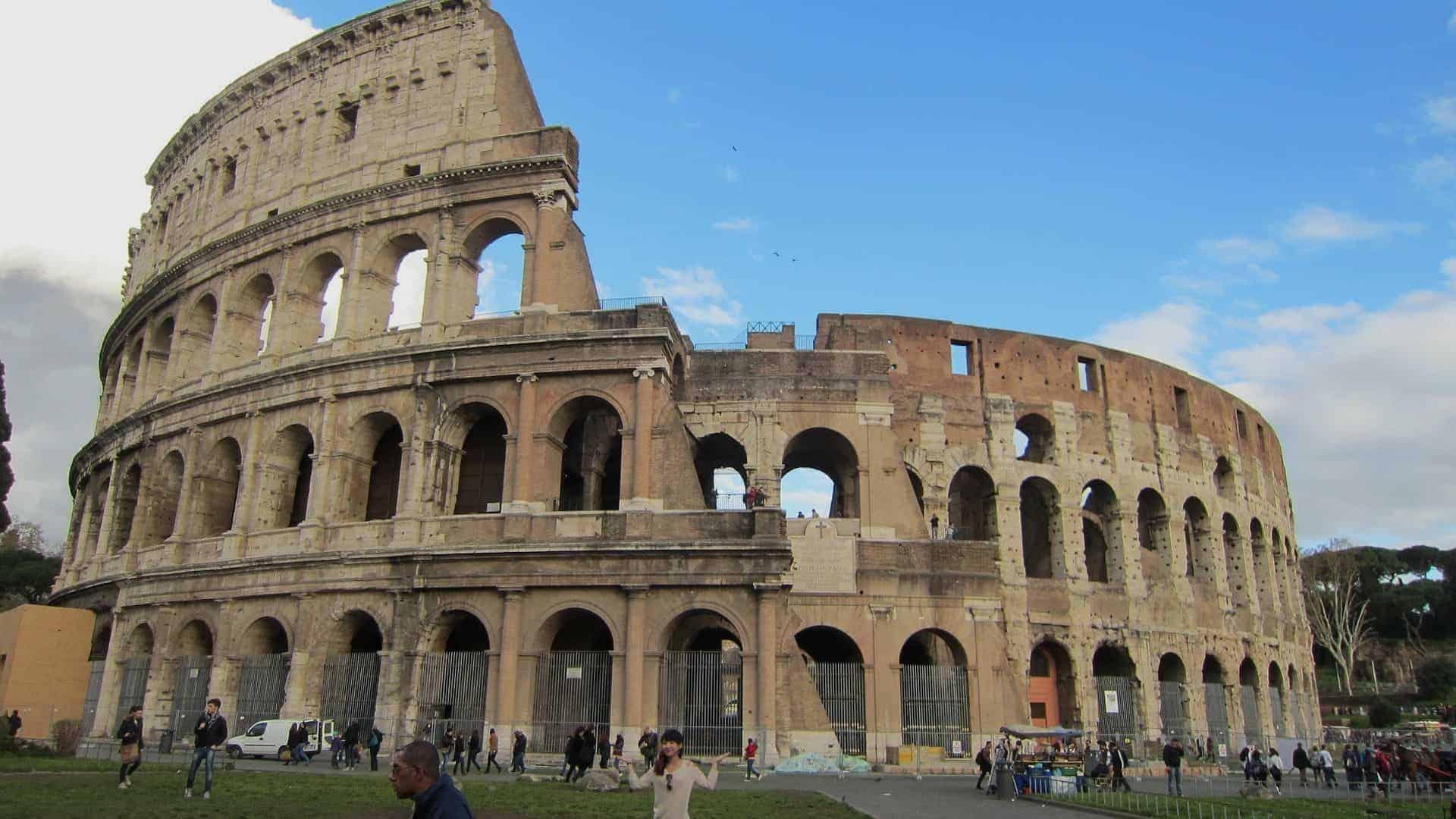 Italy 7 Day Itinerary Header