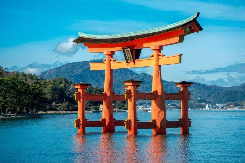 Itsukushima Torii Miyajima