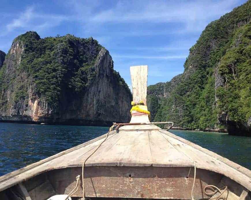 Ko Phi Phi Boat