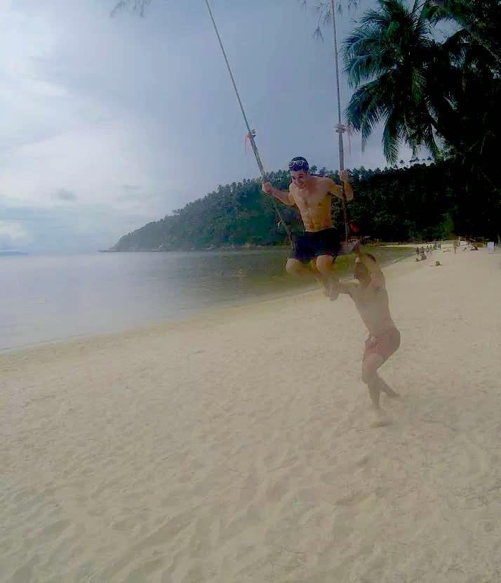 Koh Phangan Swing