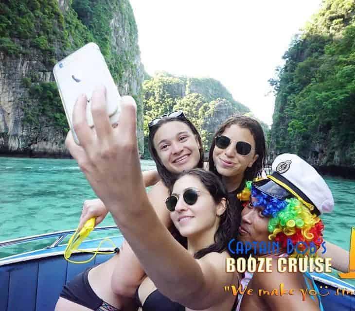 Koh Phi Phi Booze Cruise