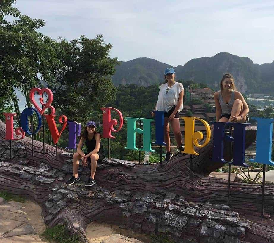 Koh Phi Phi View