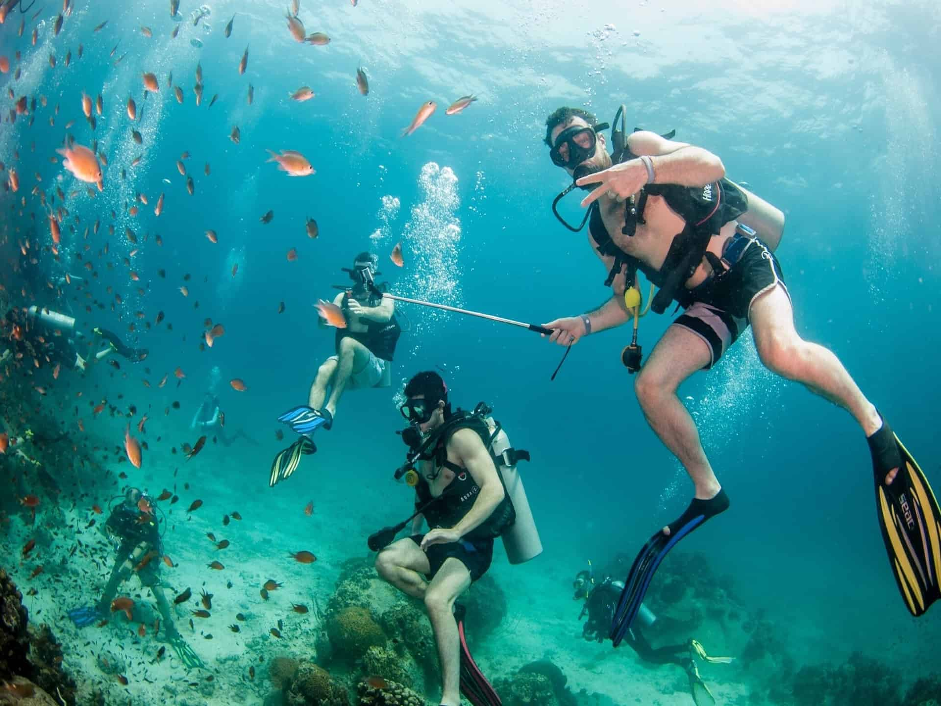 A One Day Scuba Diving Experience