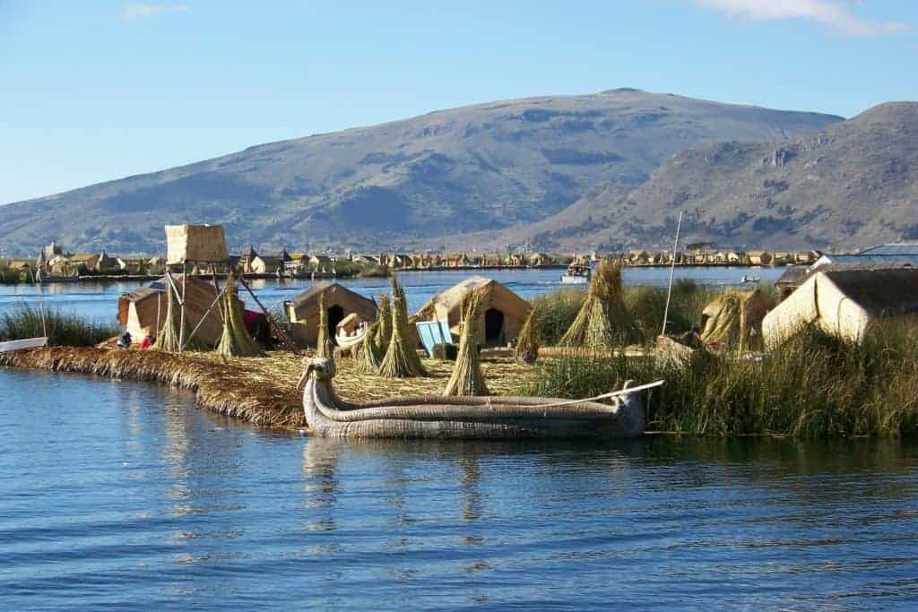 Lake Titicaca Cover