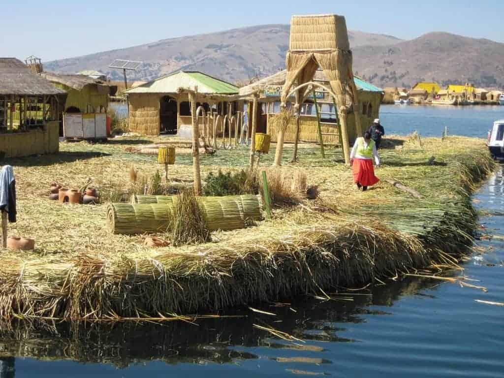 Lake Titicaca Uros