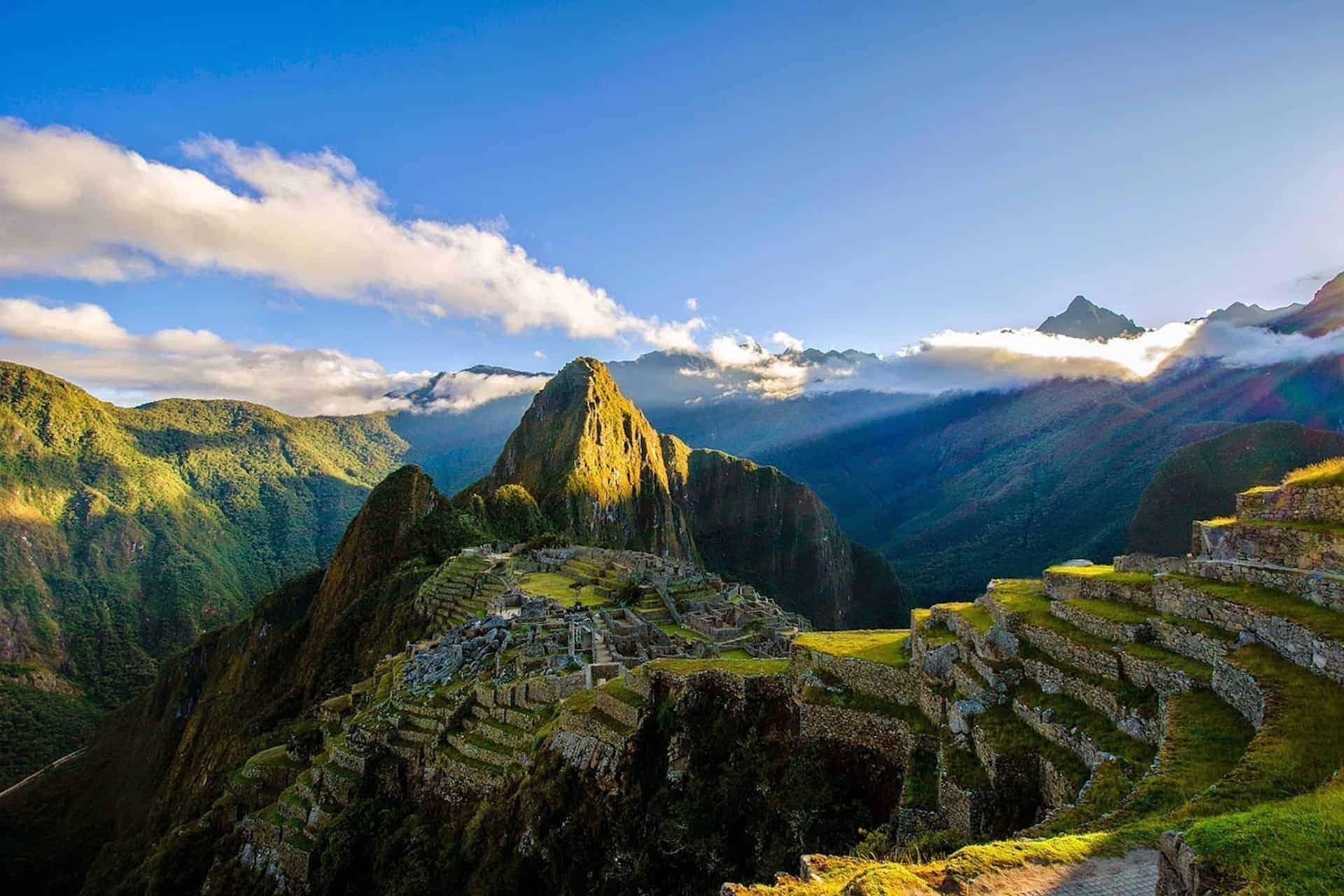 Machu Picchu Cover