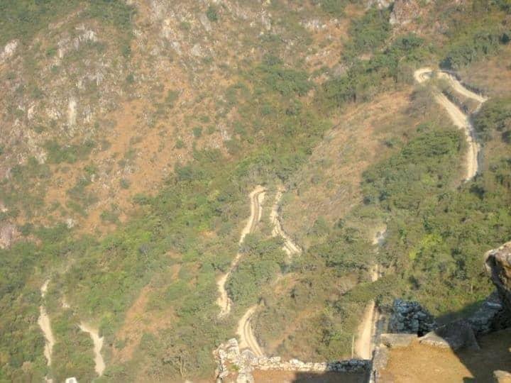Machu Picchu Drive