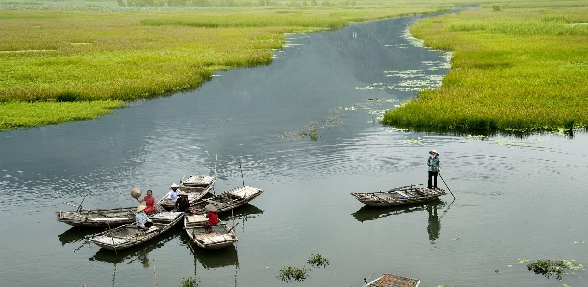 Ninh Binh Boat