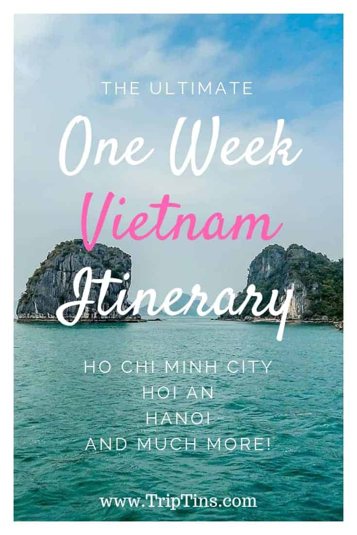 One Week in Vietnam