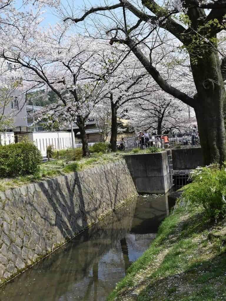 Philosophers Path Kyoto