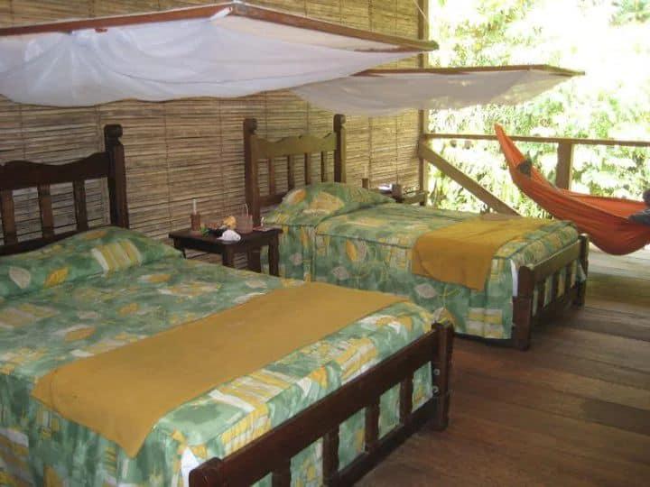 Refugio Amazonas Beds