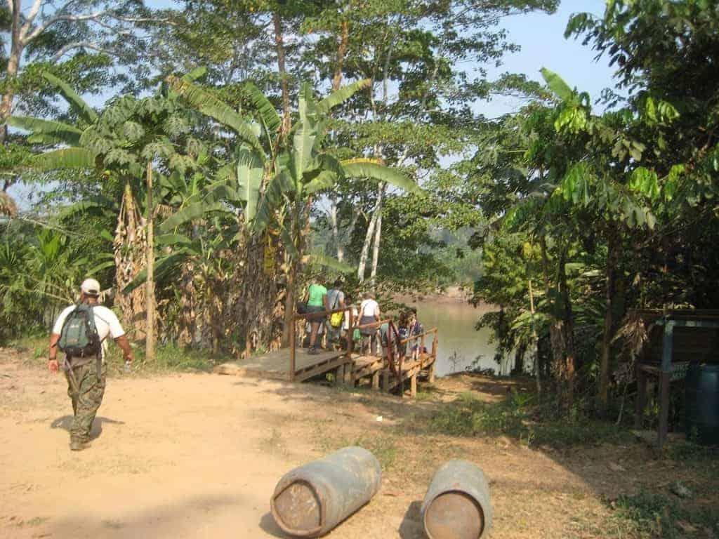 Refugio Amazonas Depart
