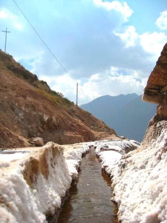 Salt Mines Peru