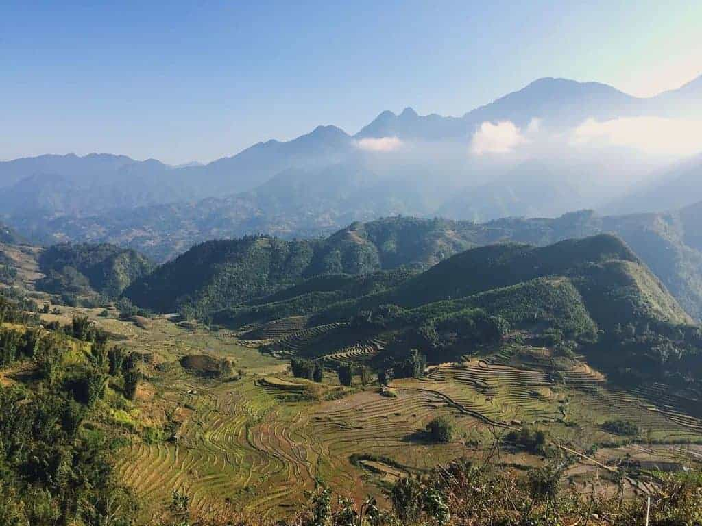 Sapa Terrace Views