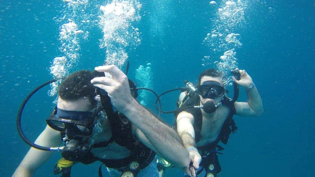 Scuba Diving Koh Tao 2