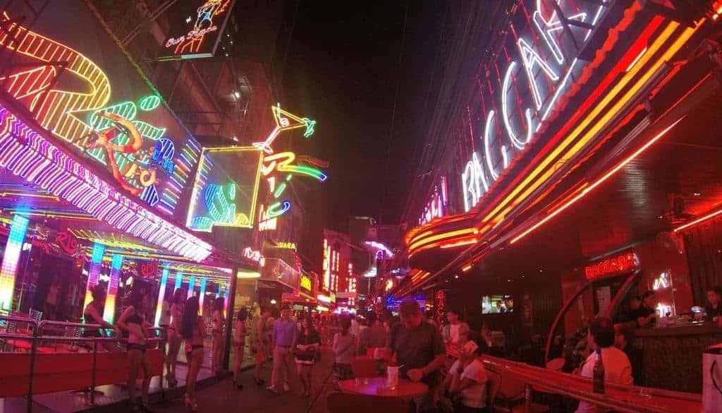 Soi Cowboy Bangkok