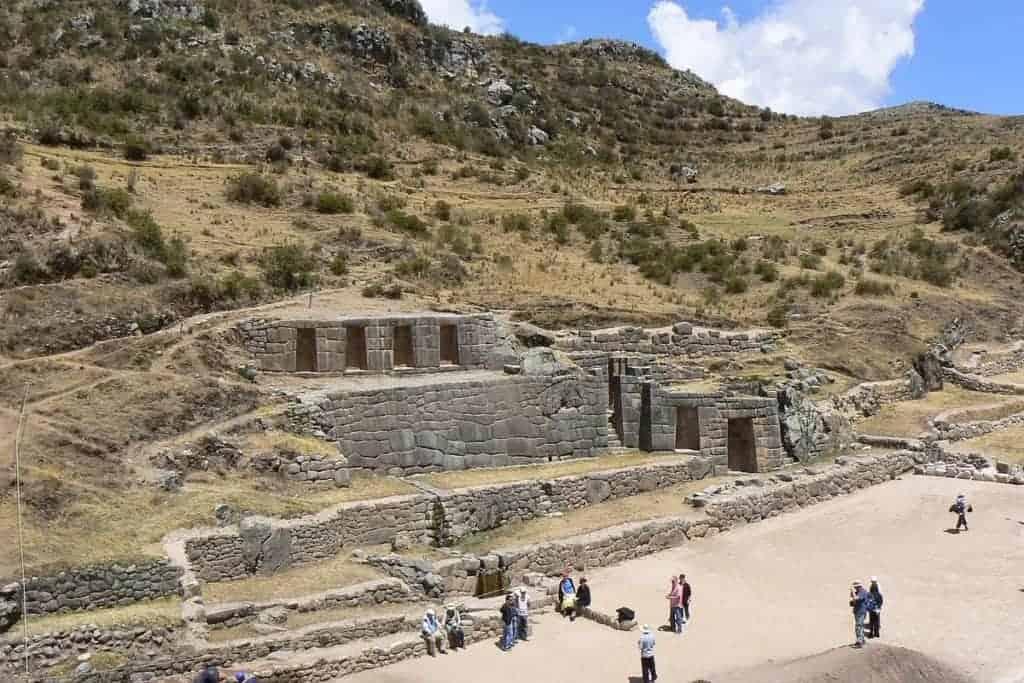 Tambomachay Cusco