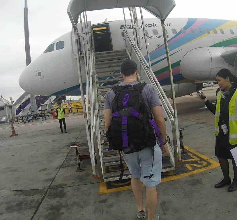 Thailand Plane
