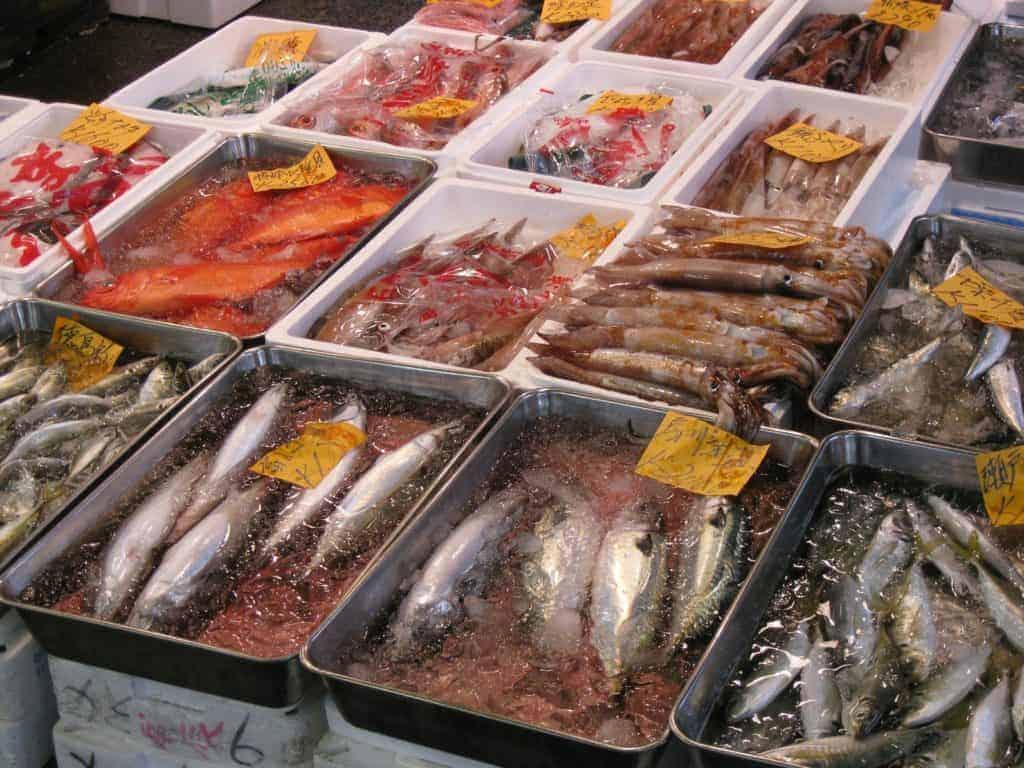 Tsujiki Fish Tokyo