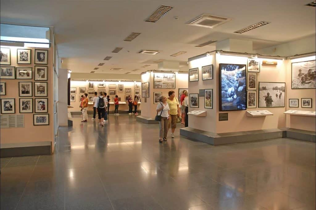 War Remnants Museum Inside